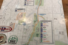 Slaughter Pen Trail Map Bentonville
