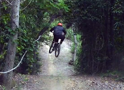 Berm Slayin in Cairns Australia
