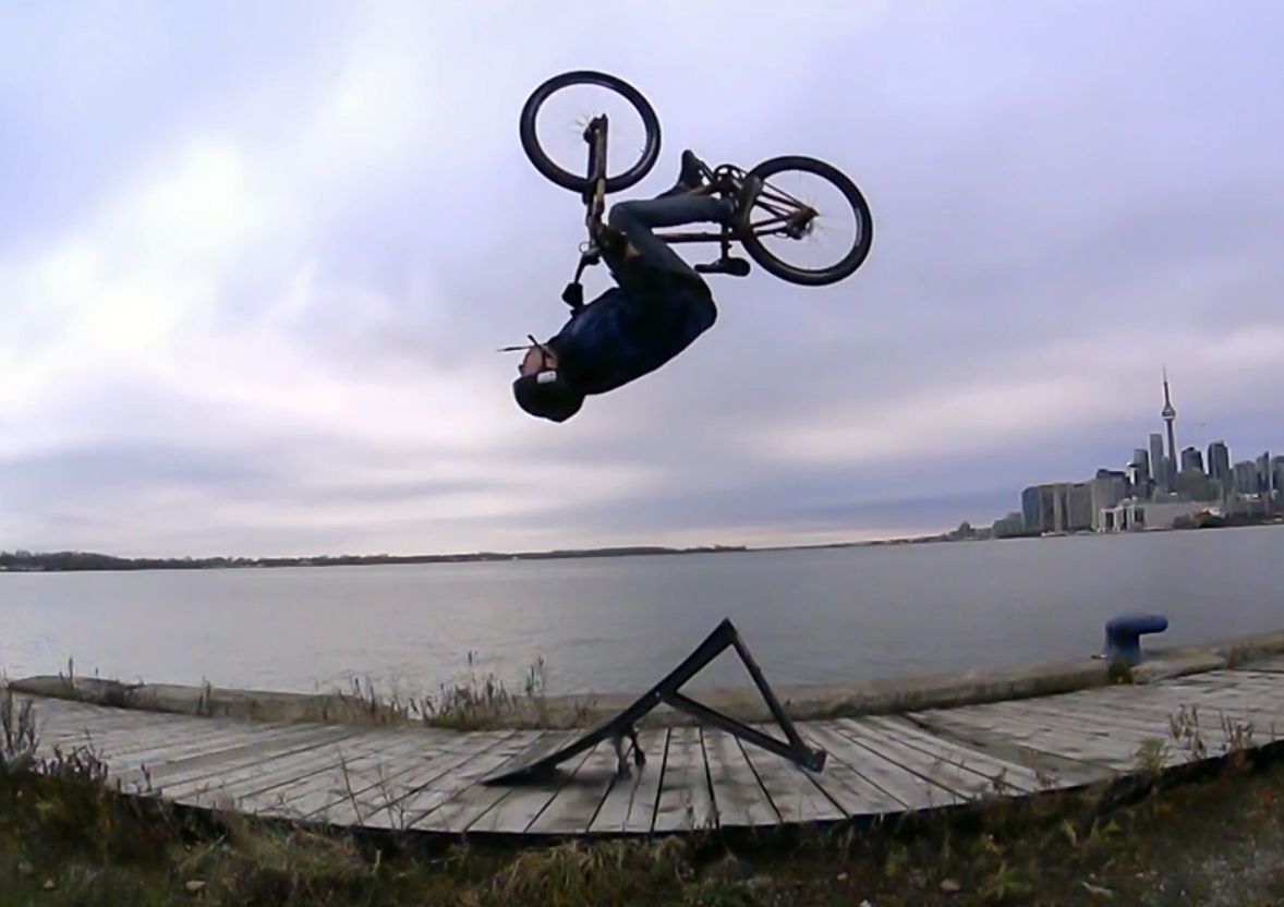 Mini Flipping with Brett Rheeder