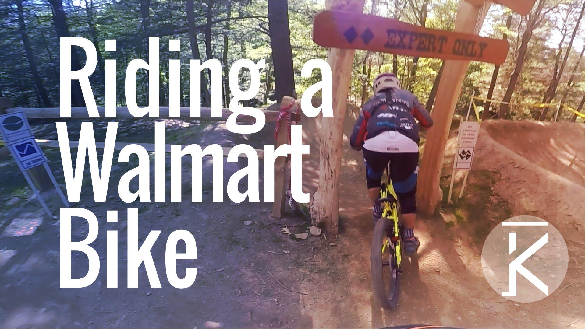 Cheap Mountain Bikes, Huffy Carnage Ride at Thunder Mountain