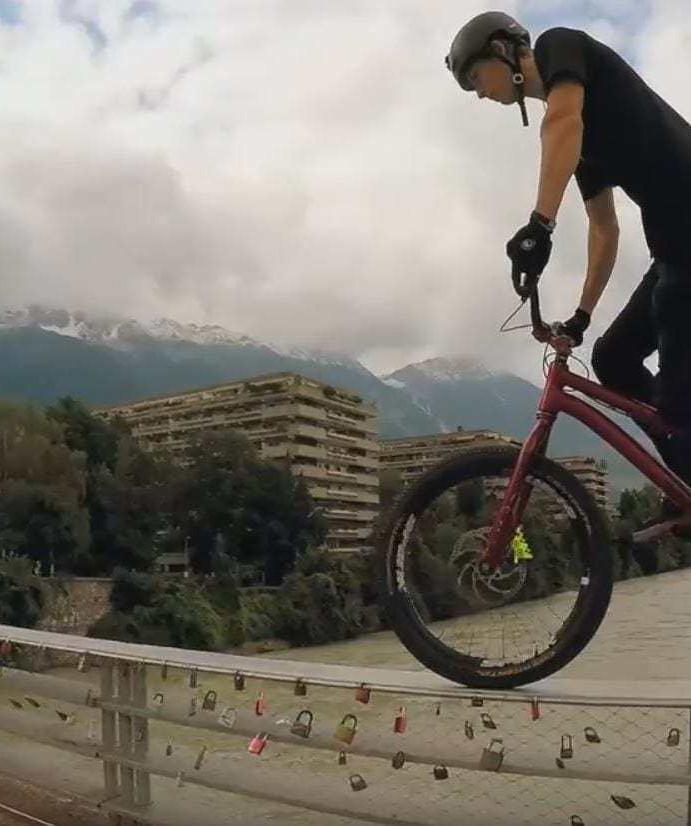 Fabio Wibmer – Innsbruck Is My Playground