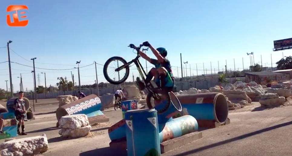 Video: Alejandro Montalvo Zaragoza Trial Bikes Riders