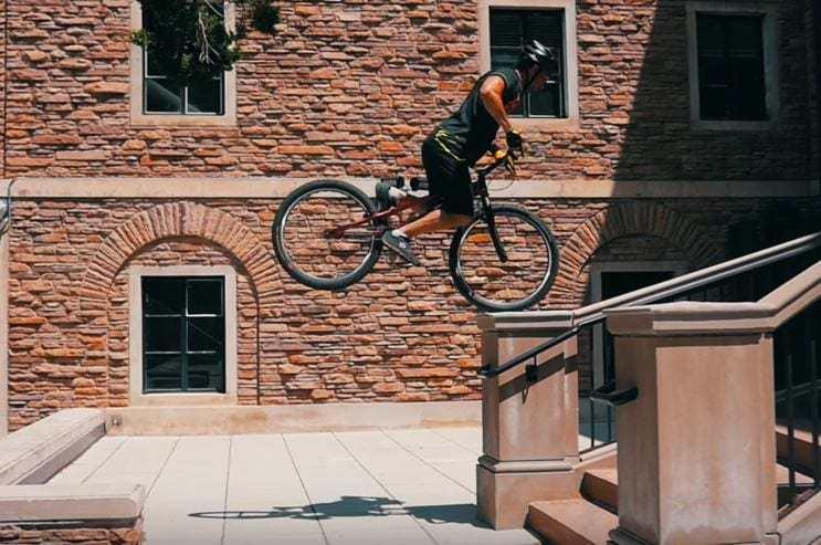 Aurelien Fontenoy | Colorado Trials Riding