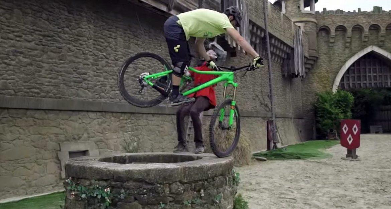 Enduro Trial Le Puy Du Fou