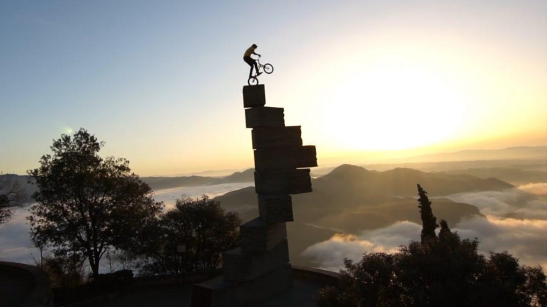 Rick Koekoek | Finding Lines while Trials bike riding
