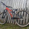 Transition Triple Slopestyle Bike