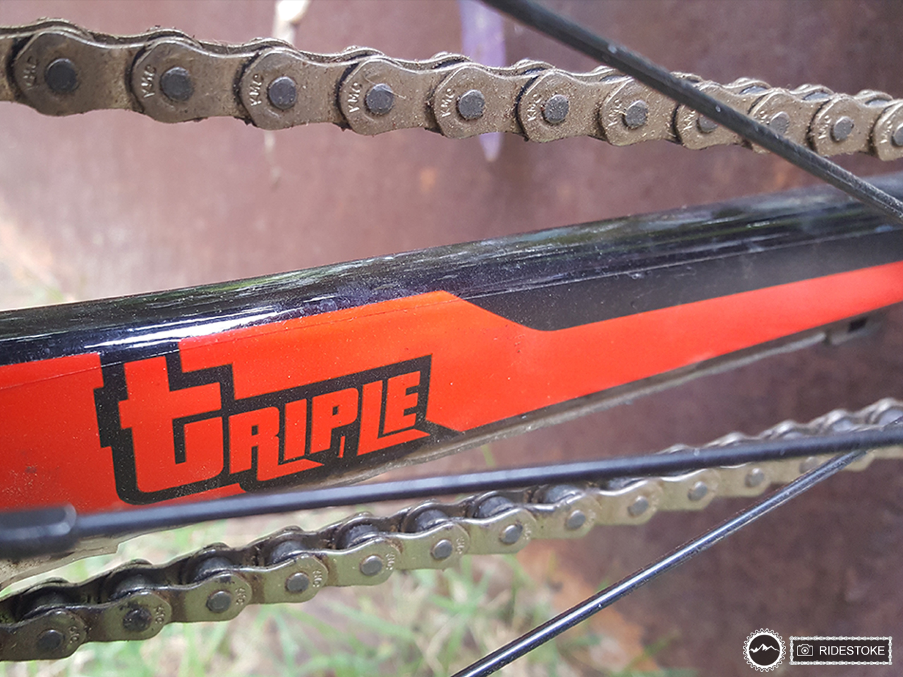Transition Triple Slopestyle Bike