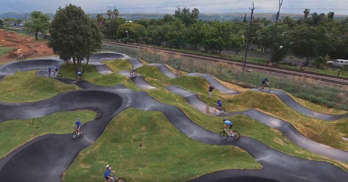 Velosolutions in Pretoria is the latest pump track build in the pursuit of delivering the best pump track solution and bike parks around the world.