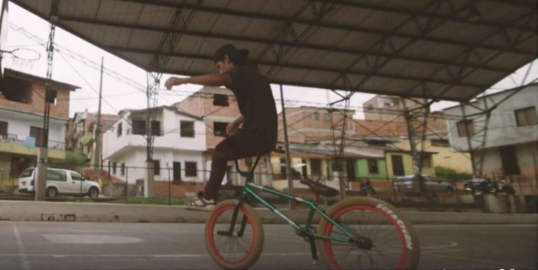 Julian Molina The BMX Rider