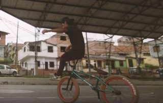 Julian Molina The BMX Rider