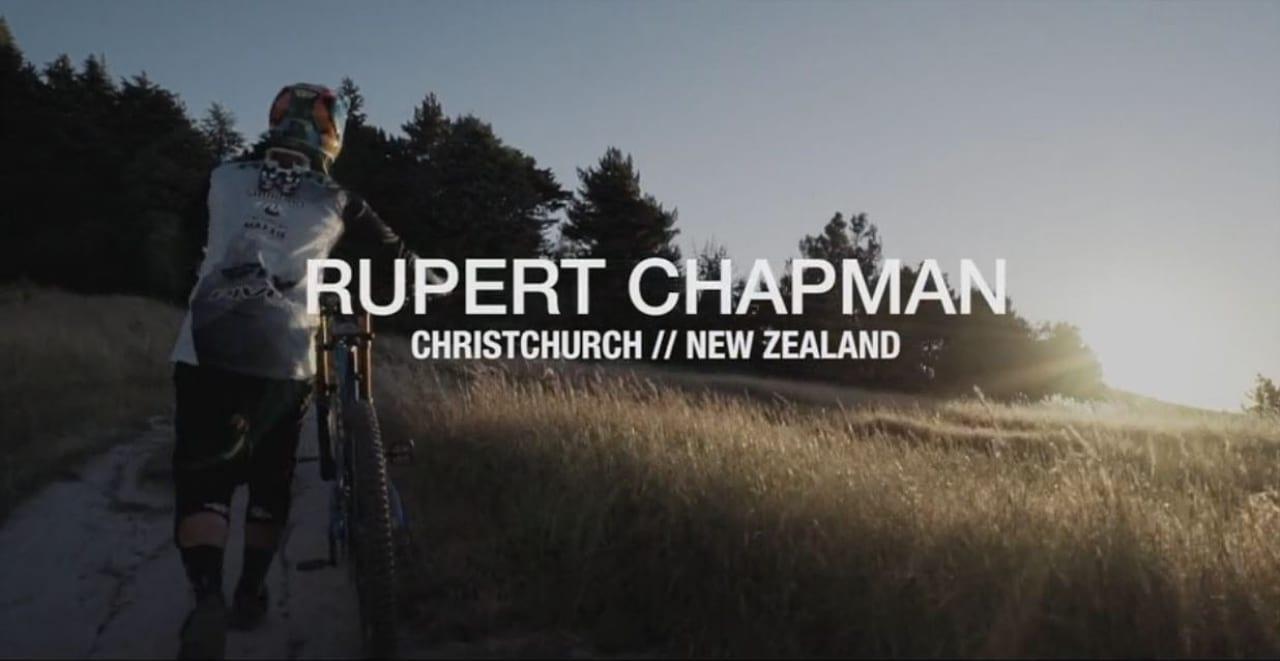 Pivot factory racing Rupert Chapman Christchurch Adventure Park