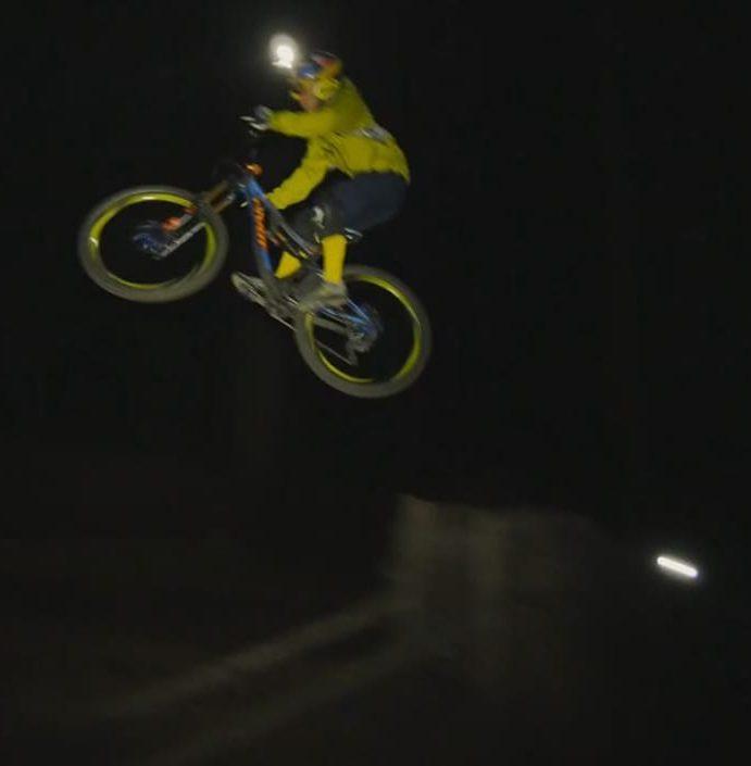 Light n Sound Sacsha Bamberg Pivot Cycles