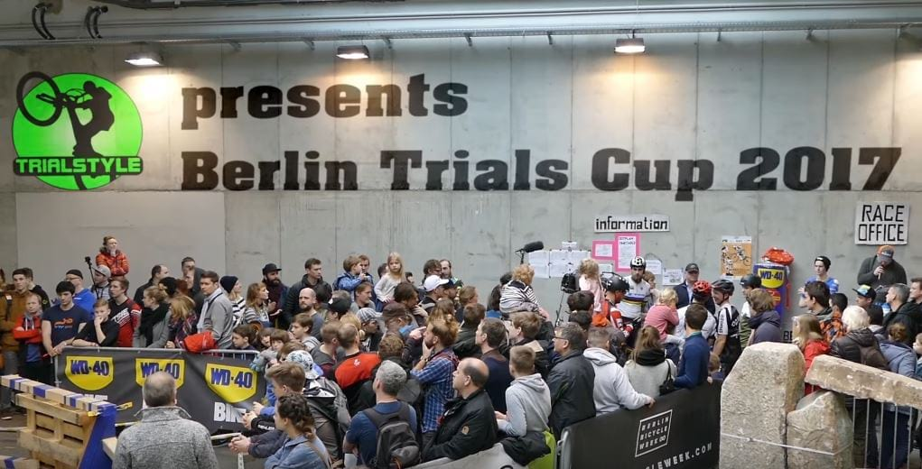 Berlin Trials Cup 2017 Finals Elite - UCI Trials
