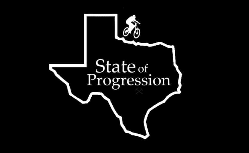 State of progression mountain biking in central Texas