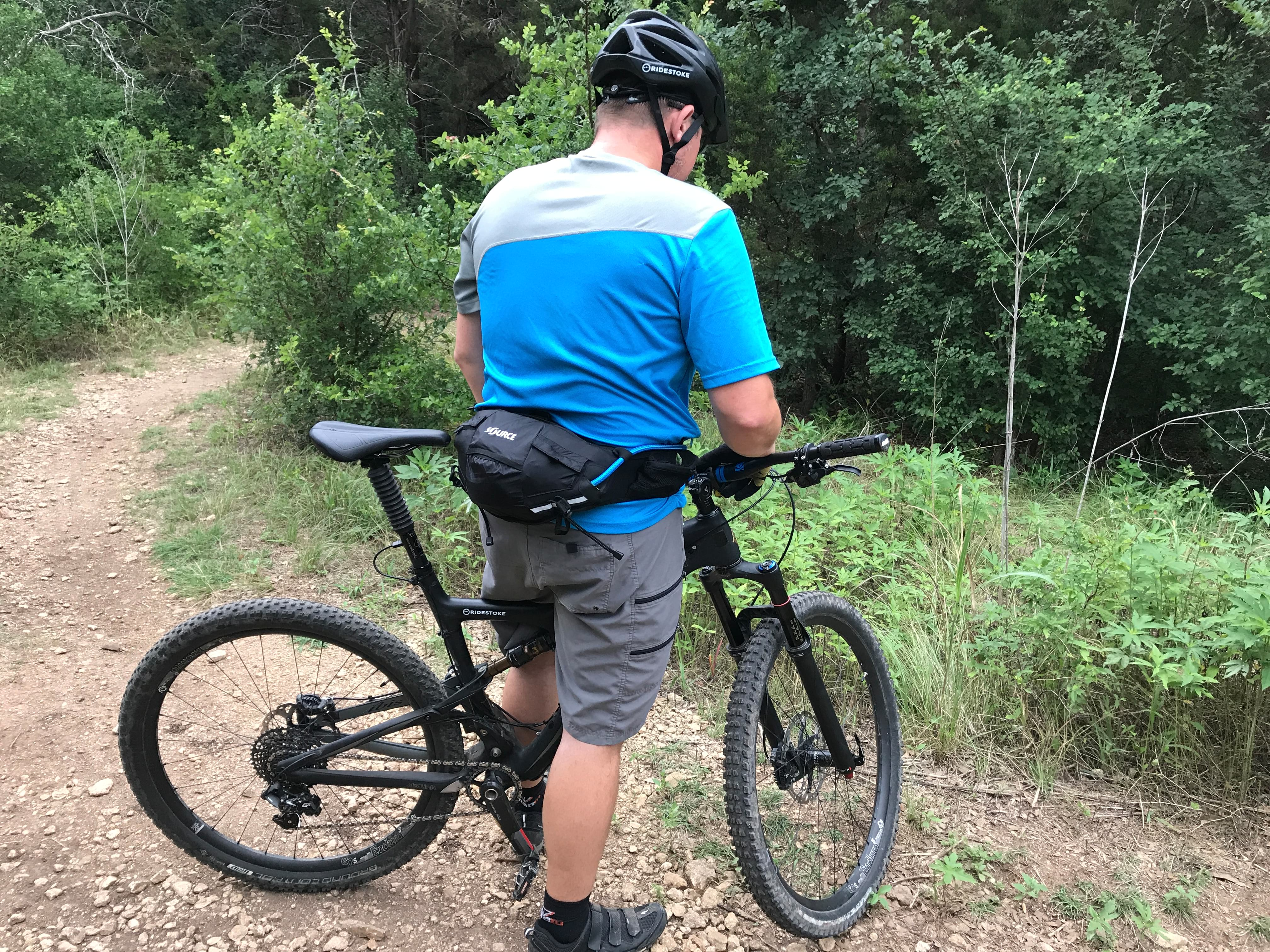 Source Hipster Hydration Belt Mountain Biking