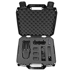 Rugged Mini Drone Carry Case