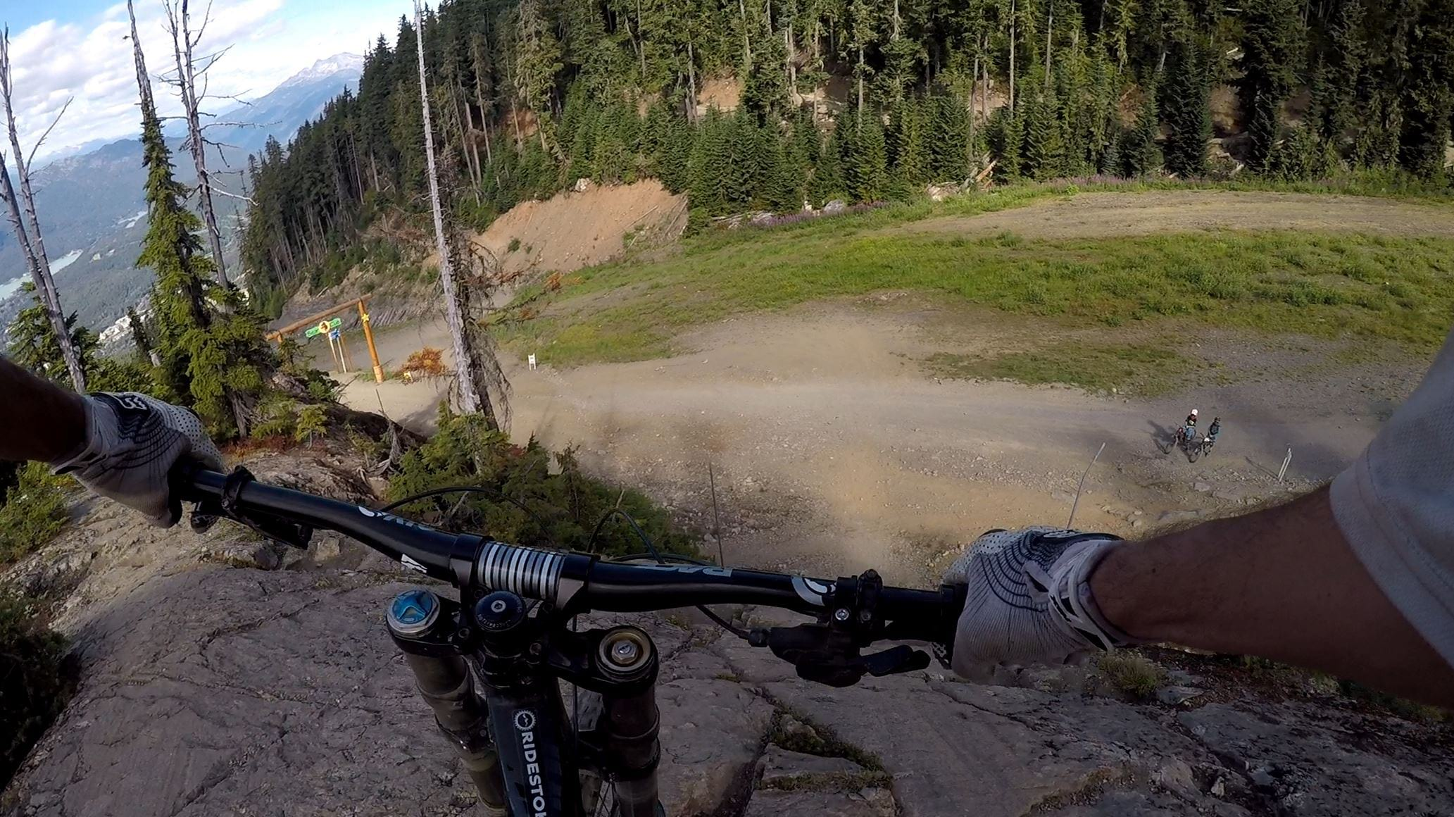 Filthy Ape Whistler Bike Park
