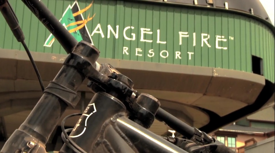 Guerilla Gravity Downhill Shred Session at Angel Fire Bike Park