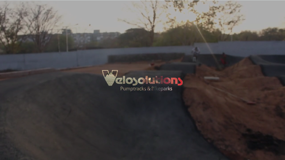 Pump Track India Velosolutions Builds First In Hyderabad India