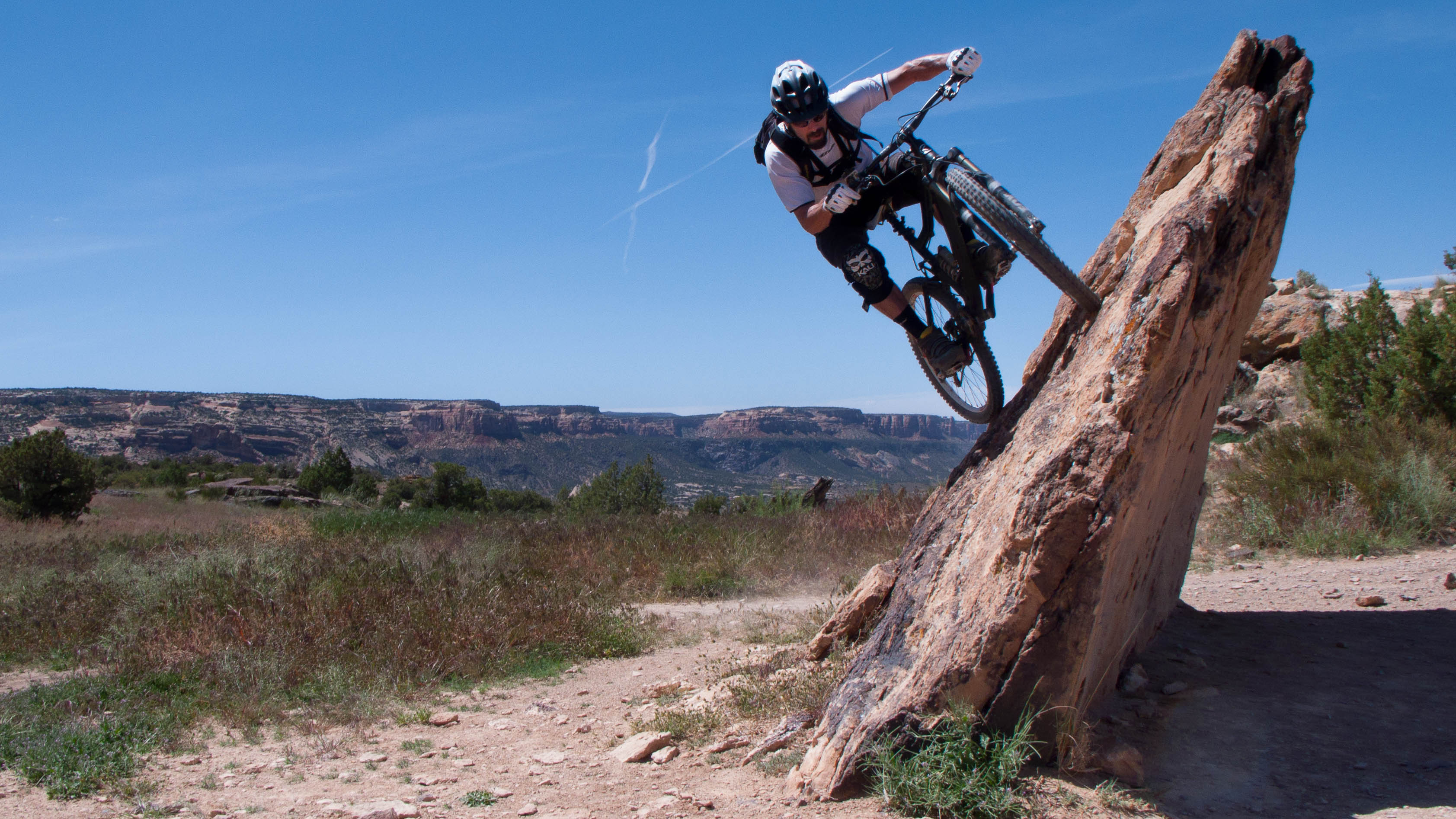 Ridestoke mountain biking in Grand Junction Colorado