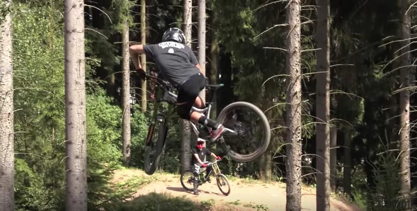 50 to 1 Mountain Biking