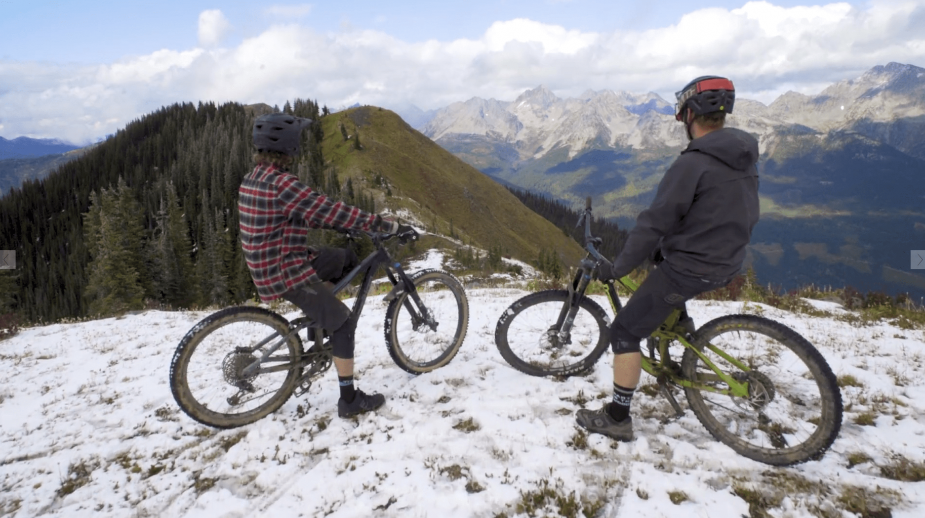 A Day On Patrol In Retallack | Transition Bikes