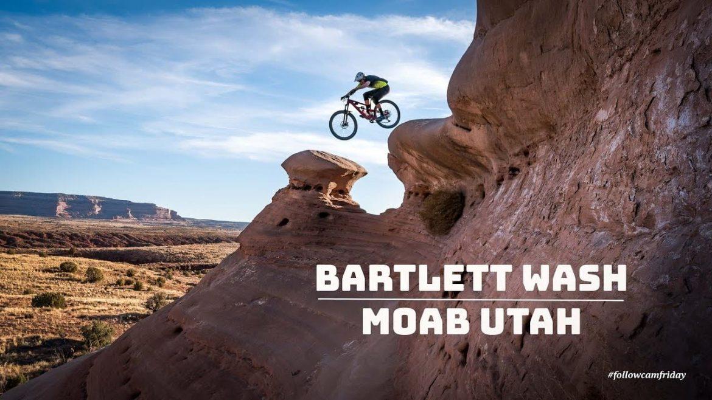 Bartlett Wash Moab MTB