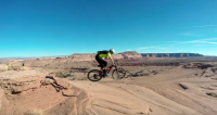 Bartlett Wash, Moab MTB