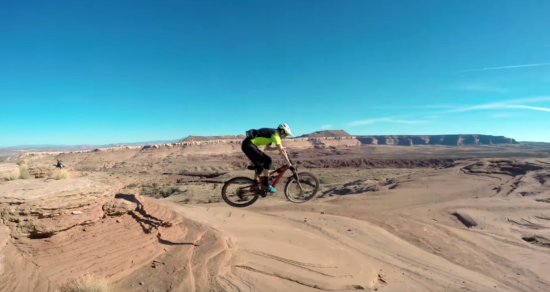 Bartlett Wash, Moab MTB