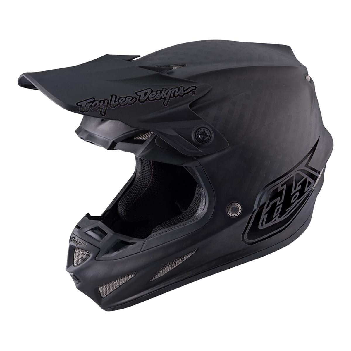 Troy Lee Designs SE4 Carbon Helmet