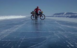 bikepacking in the arctic