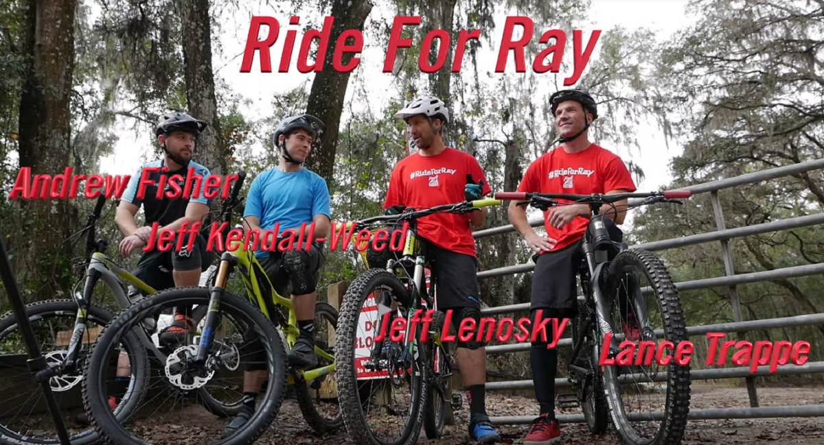 Video Jeff Lenosky Rides Santos Trails Ocala Florida
