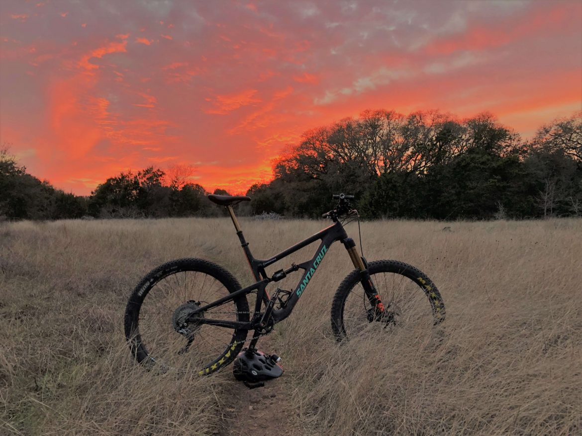 Mountain bike trails austin at sunset - How to Measure a Mountain Bike