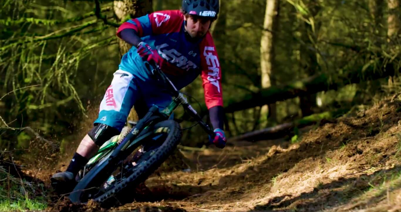 Video: Wales Mountain Biking The Golden Valley – Rob Williams