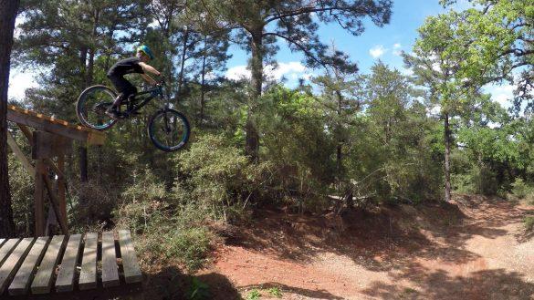 Best Biking Trail In Texas Built By Freeride512
