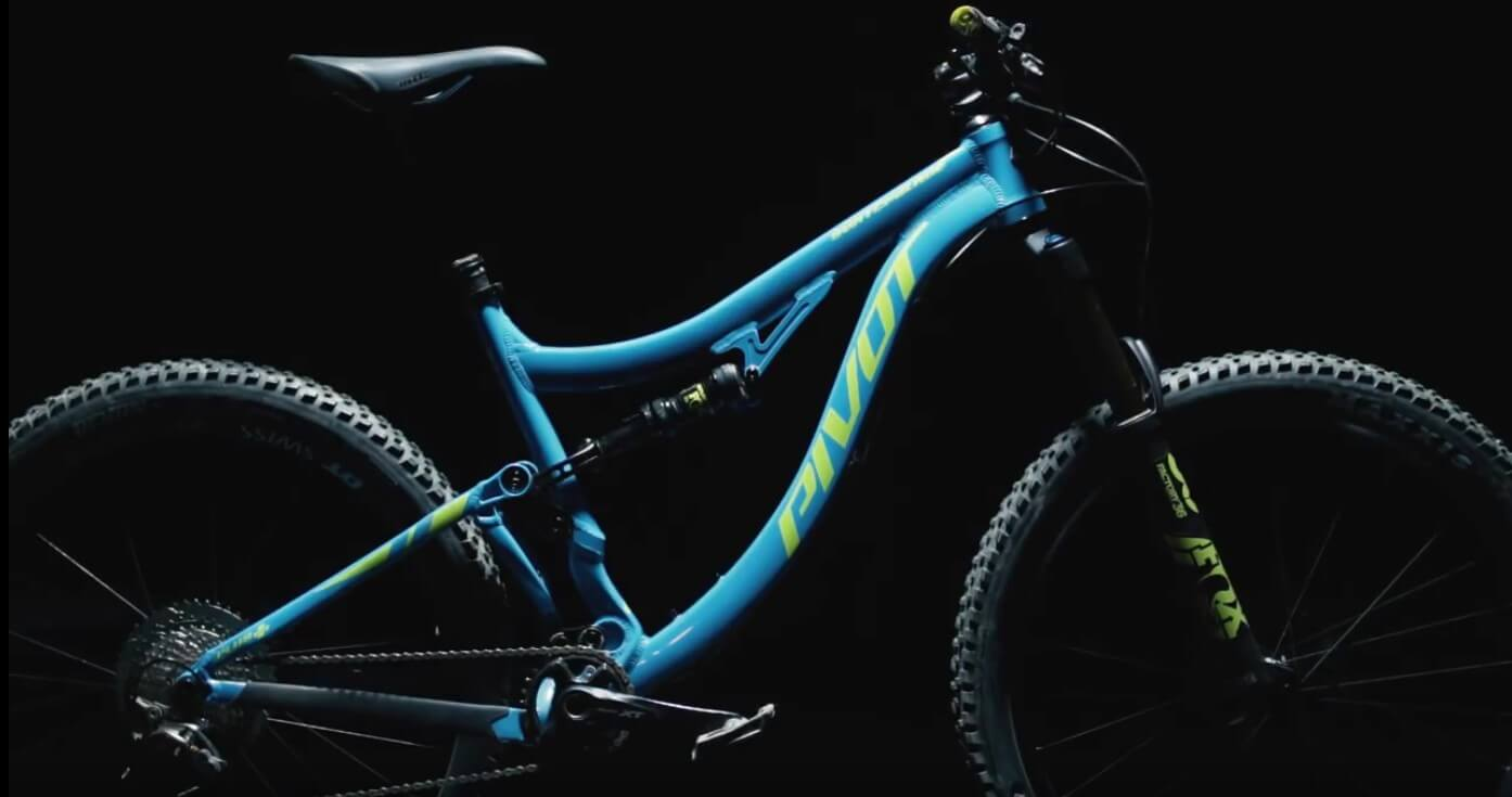 Video: Pivot Switchblade Now Comes In Aluminum