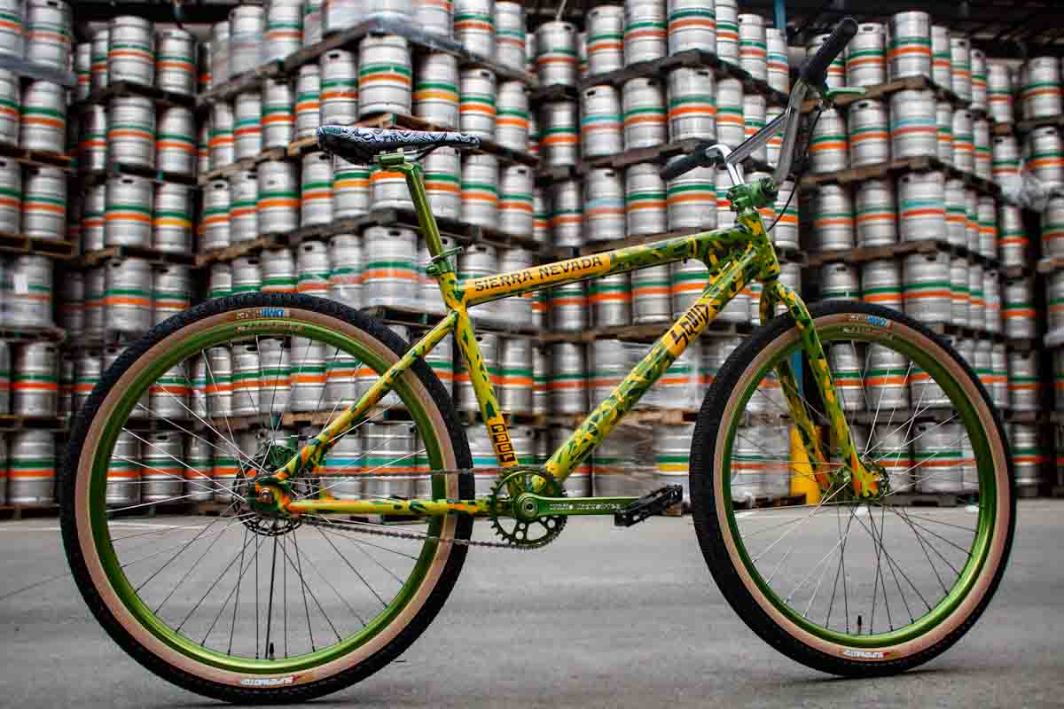 Video: Paul Components Sierra Shredder Ultimate Beer Run Bike