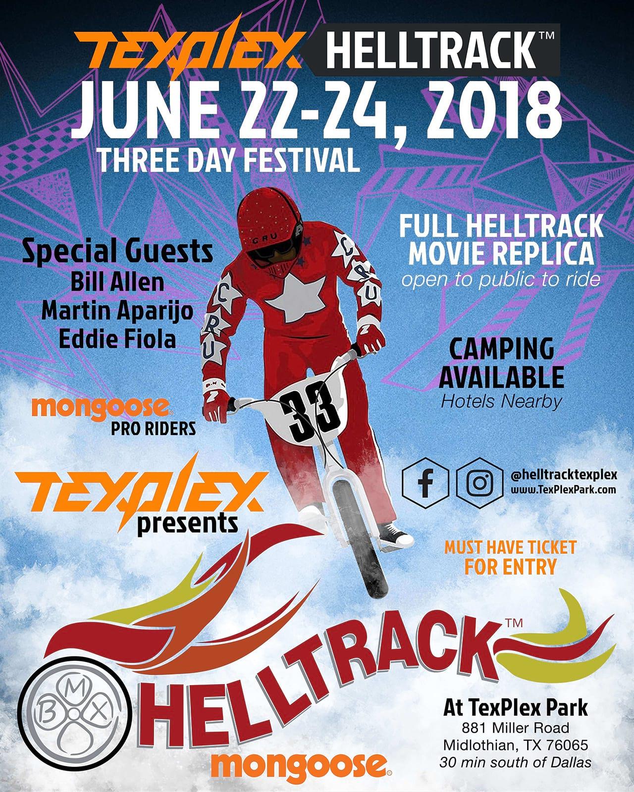 TexPlex Helltrack 2018