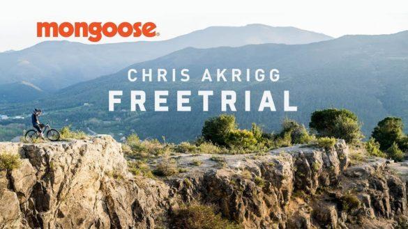 Moongoose Rider Chris Akrigg Freetrials Skills