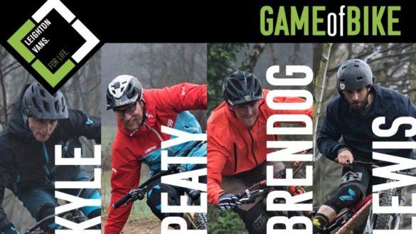 Video: Game of Bike | Steve Peat, Kriss Kyle, Brendan Fairclough, Josh Lewis