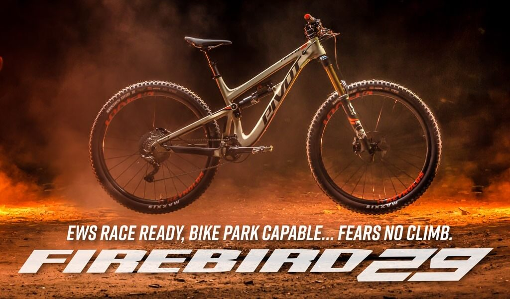 New Pivot Cycles Firebird 29