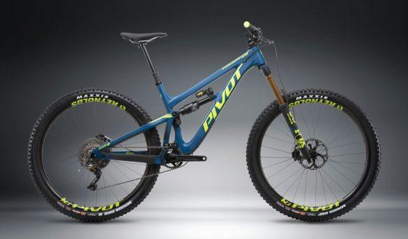 New Pivot Cycles Firebird 29