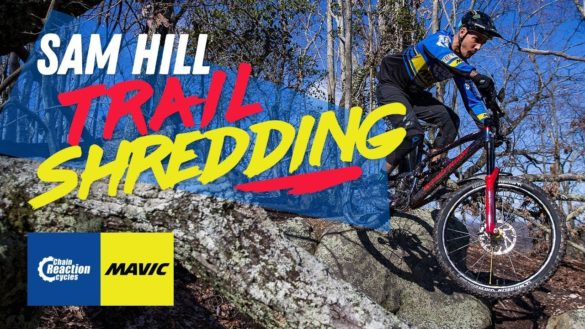 Sam Hill Tennessee Shred Natural Enduro Trails