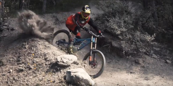 Video: Summertime Living And The Trails Are Fine With Bernard Kerr