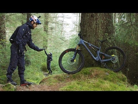 Endura Sport Keeping Danny MacAskill Covered In Bad Weather