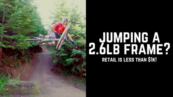 Must Watch: IBIS Cycles DV9 First Look, First Shred | Jeff Kendall-Weed