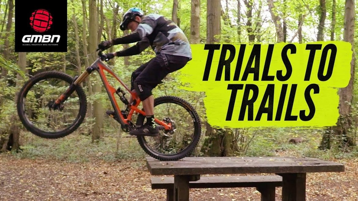Trail Trials MTB Essential Skills Improve Trail Riding