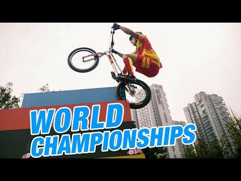 UCI Trials World Championships Chengdu 2018