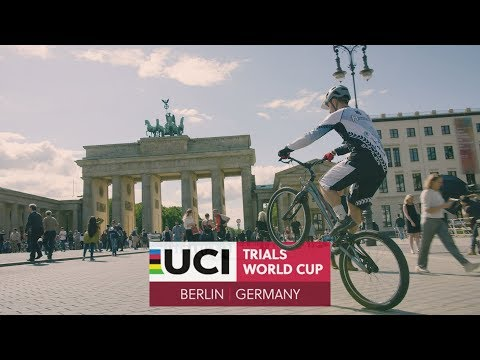 UCI Trials World Cup Berlin 2018
