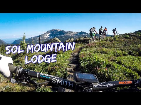 Alpine Shred with Groms & Ted | Sol Mountain Lodge